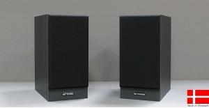 Blue Line 170 Sort Kompakt højttaler