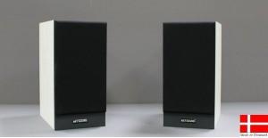 Blue Line 170 Hvid Ask Kompakt højttaler