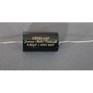 5,6 uF Cross-Cap MKP kondensator