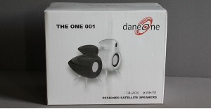 "daneOne ""The One"" hvid"