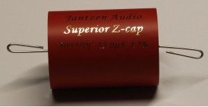 Superior Z-Cap 15 uF
