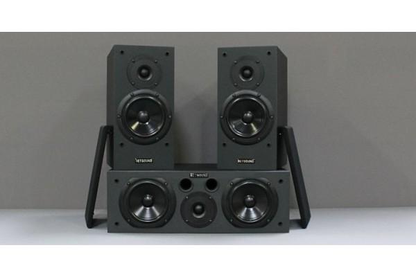 - Surround højtaler